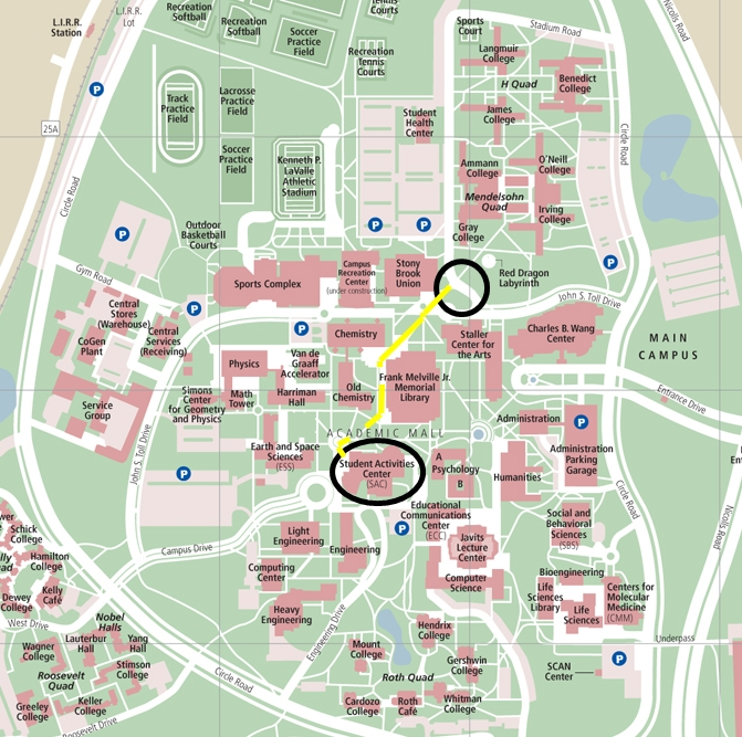 campus map stony brook Getting There Public Transportation May Day Coalition campus map stony brook
